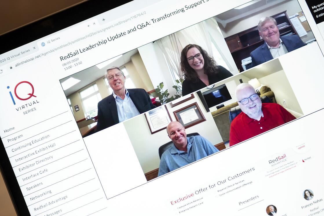 RedSail Leadership Update and Q&A   iQ Virtual Series