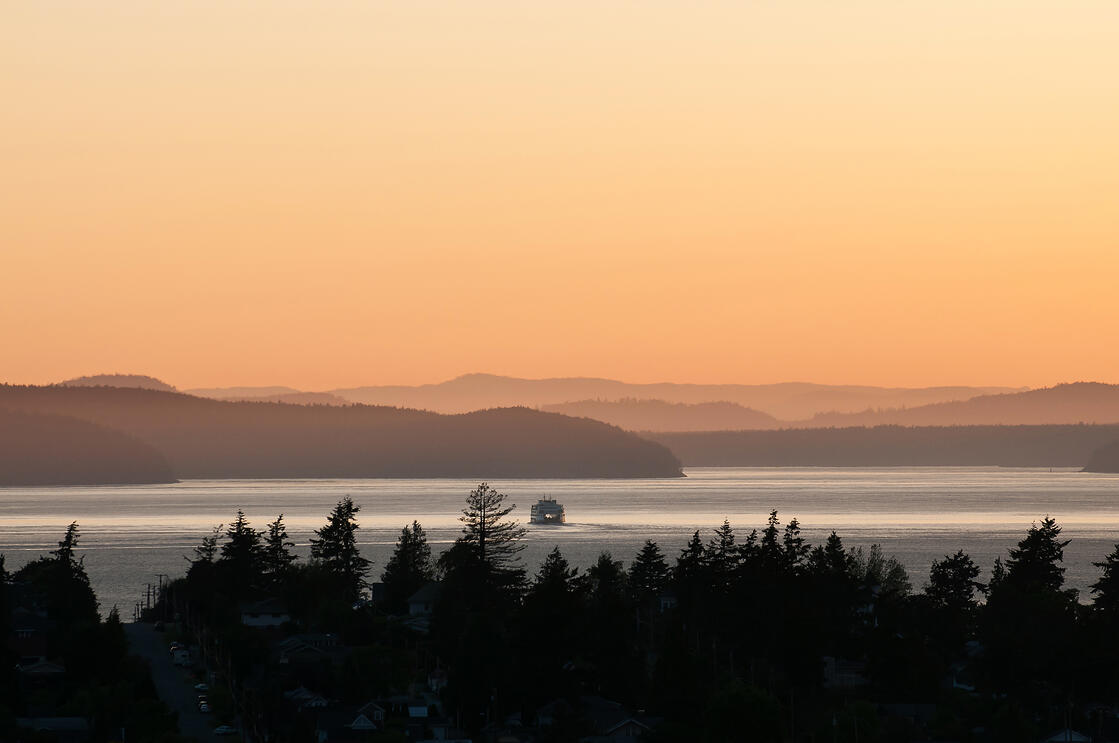Anacortes Sunset