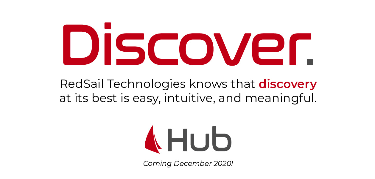 Discover. Hub. Coming December 2020.