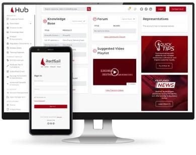 Hub Screen