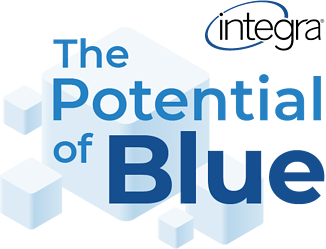 The Potential of Blue