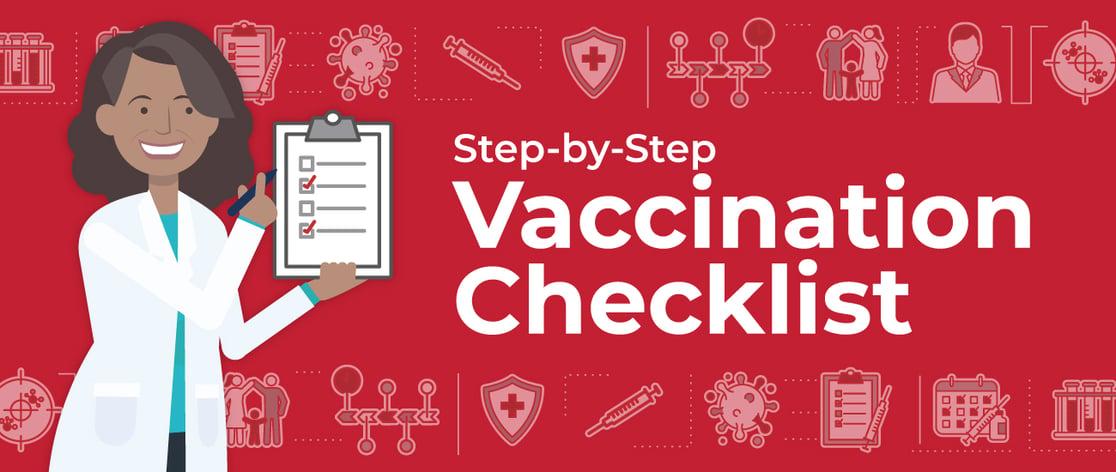 Step-by-Step Vaccination Checklist