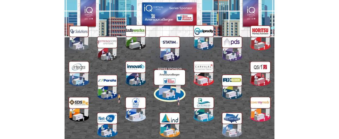 iQ Virtual Series Vendor Partners