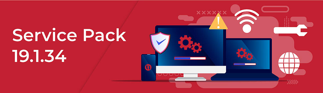 Service Pack 19.1.34