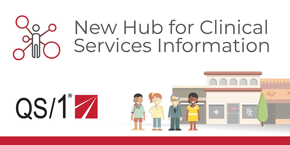 New Hub for Clinical Services Information